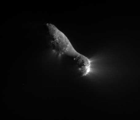 Komet Hartley2 kerne